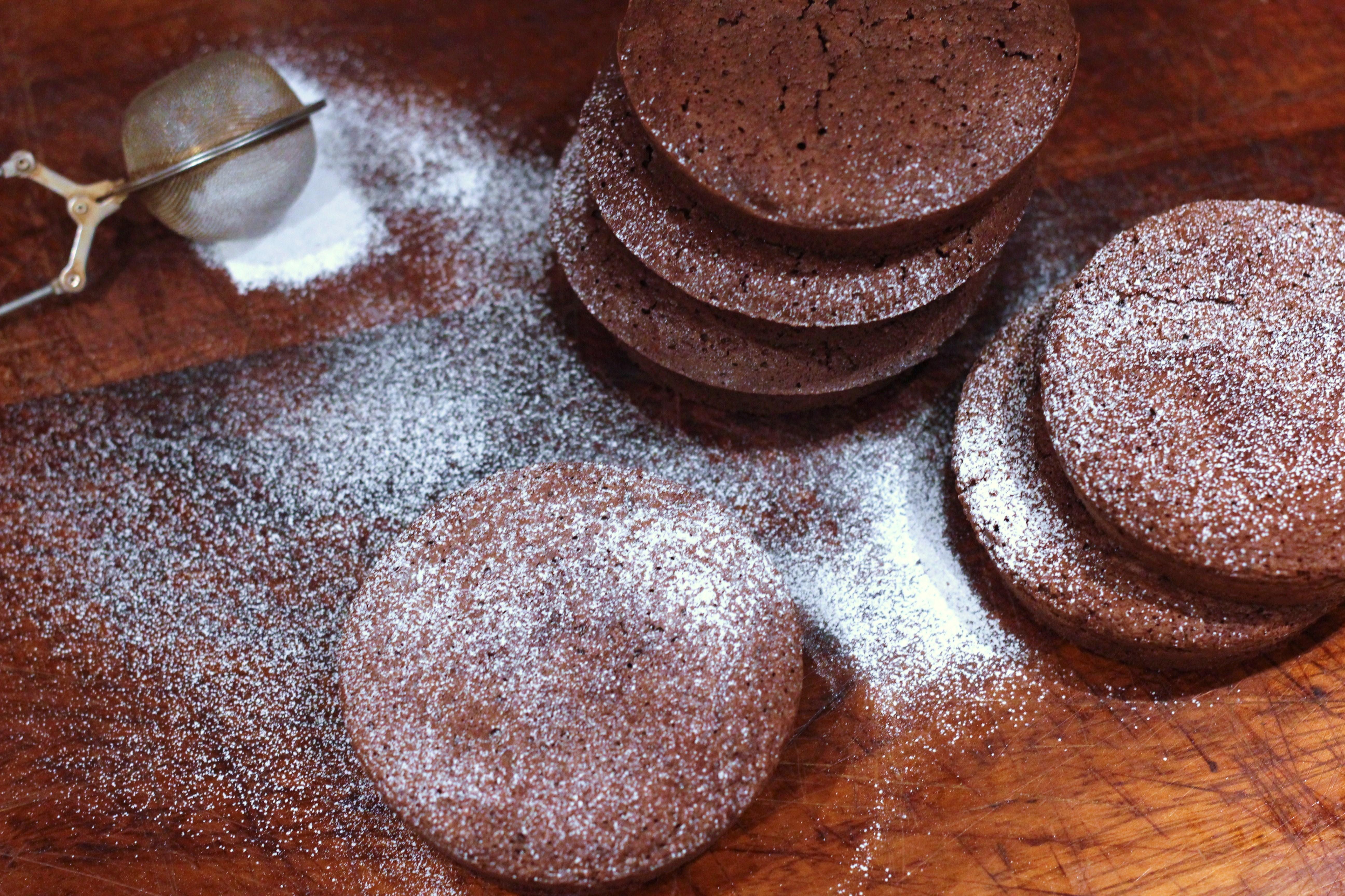Chocolate cake creme fraiche recipe