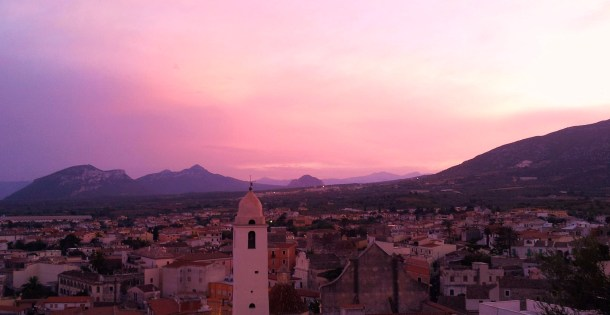 Orosei, Sardinia