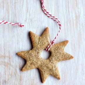 Christmas tree decorations:Spekulatius