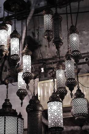 Through the lens: Turkish lanterns