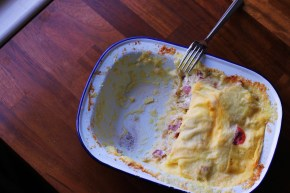 Alpine supper: Tartiflette