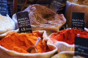 Through the lens:Spices
