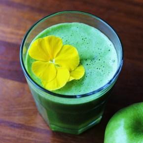 Beginners' green juice