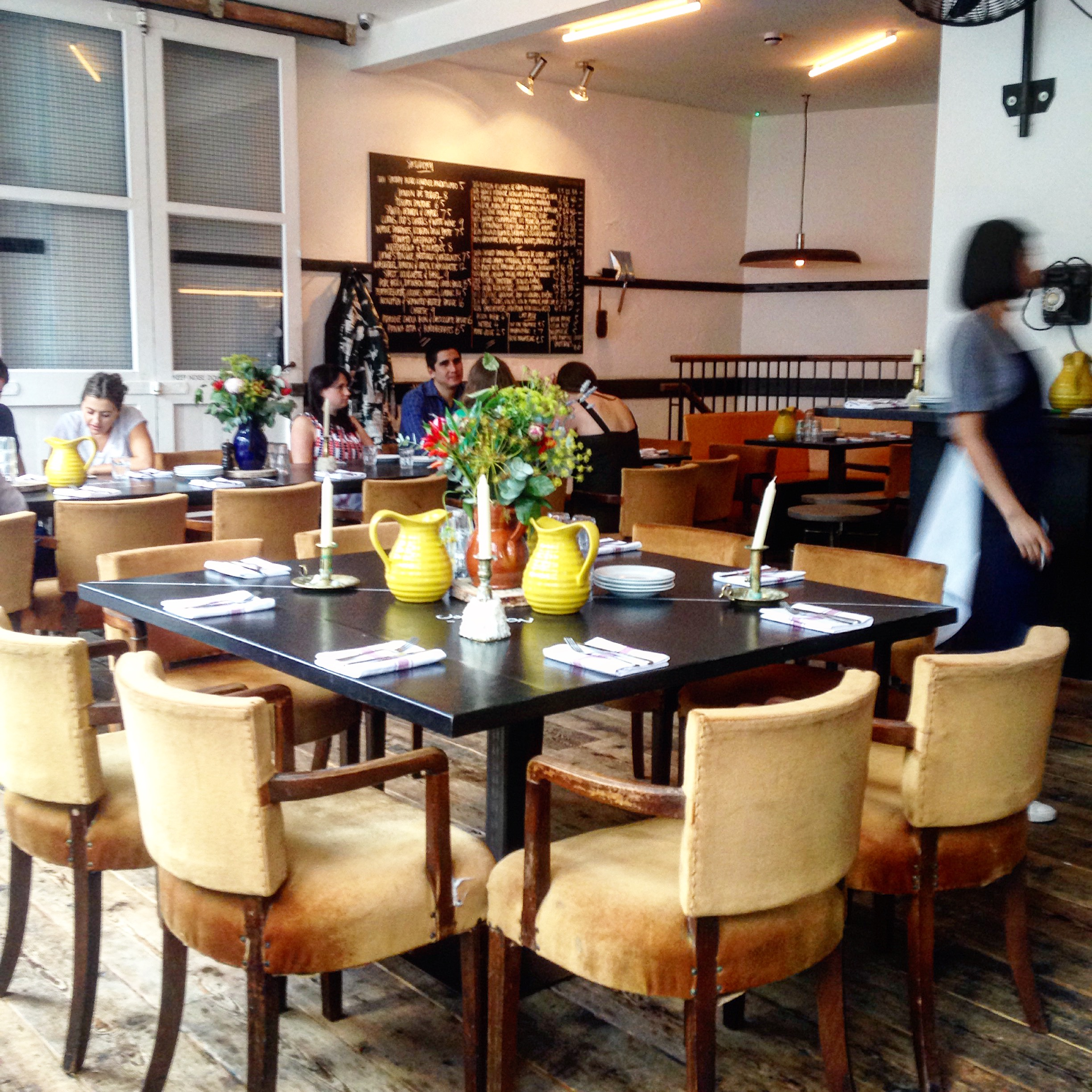 Edible Islington: the best places to eat, drink & make merry | pip ...
