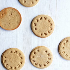 Foolproof no-spread cookies
